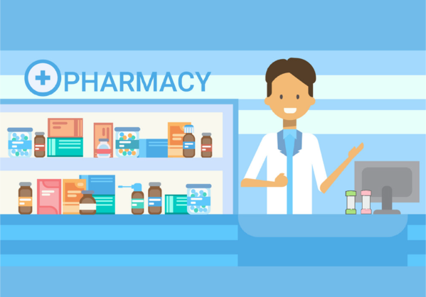 Happy pharmacists give better consultations