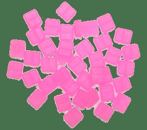 pink troche scatter